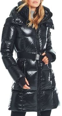 Noho Belted Down Coat