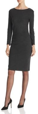Gianni Ruched Sheath Dress