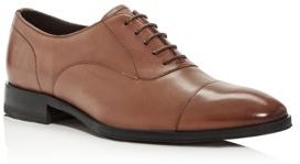 Covent Leather Cap-Toe Oxfords