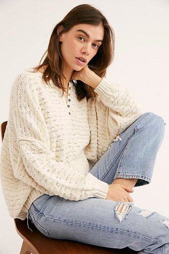Beachcomber Henley Top by FP Beach at Free People