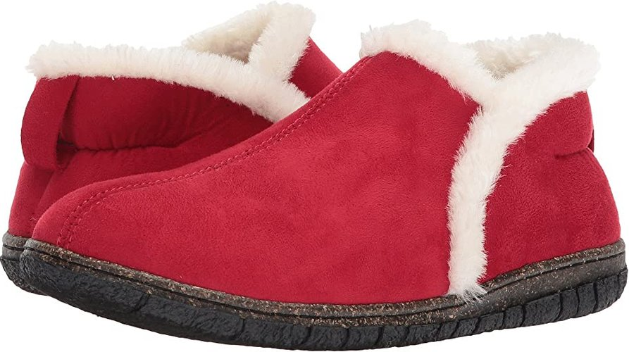 Rachel FT (Red) Women's Slippers
