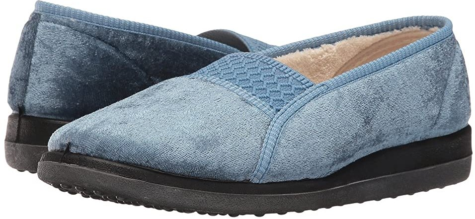 Quartz (Blue) Women's Slippers