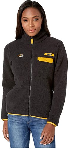 Missouri Tigers CLG Mountain Sidetm Heavyweight Fleece (Black) Women's Fleece