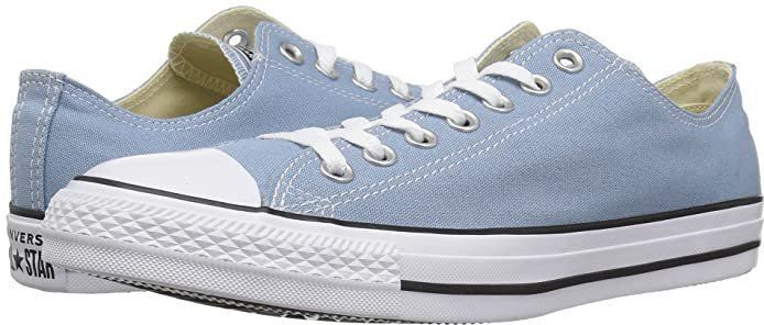 Chuck Taylor All Star Seasonal Ox (Washed Denim) Athletic Shoes