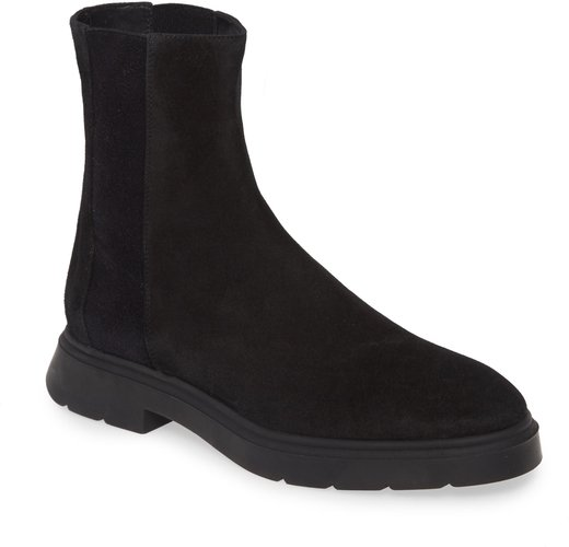 Romy Genuine Shearling Lined Bootie
