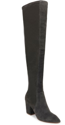 Poet Over The Knee Boot