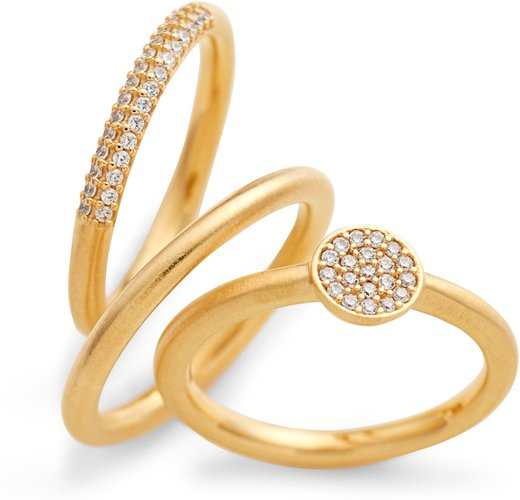 Signature Stacking Rings