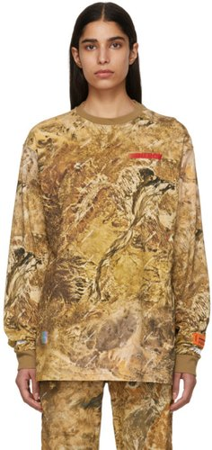 Brown Camouflage T-Shirt