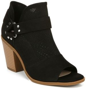 Augustine City Peep Toe Booties Women's Shoes