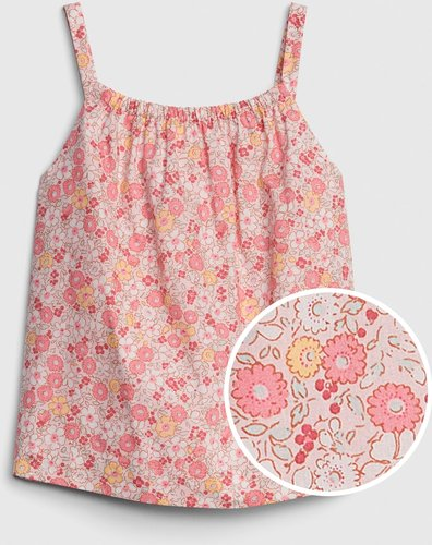 Baby Floral Tank Top