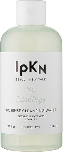 Salad Days No Rinse Cleansing Water in Beauty: NA.