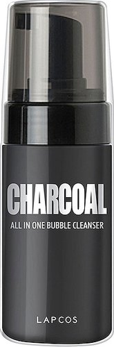 Charcoal All In One Bubble Cleanser in Beauty: NA.