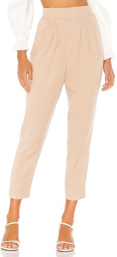Naples Pant in Beige. - size L (also in XL)