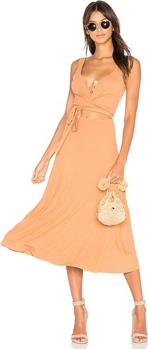 Malone Dress in Tan. - size S (also in L,M,XS)