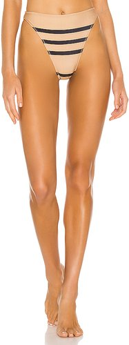 Lady High Rise Bottom in Tan. - size XS (also in L)