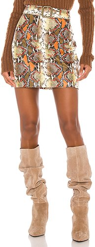 Bennett Skirt in Tan. - size S (also in XS)