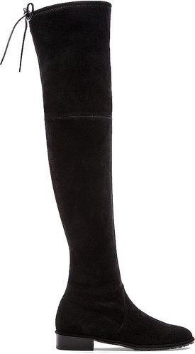 Lowland Boot in Black. - size 6 (also in 9.5)
