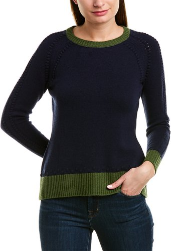 Sail to Sable Wool Sweater
