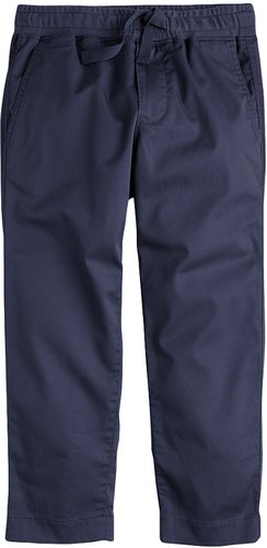 Crewcuts by J.Crew Stretch Pull On Pant