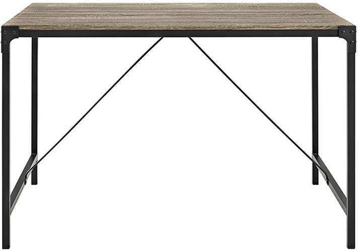 Hewson Industrial Wood Kitchen Dining Table