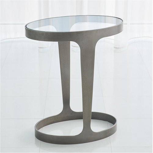 Global Views Oslo Accent Table