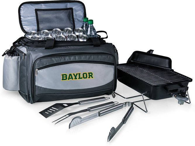 Baylor Bears Vulcan Portable BBQ and Cooler Tote
