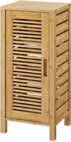 Linon Bracken One Door Floor Cabinet