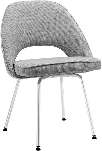 Modway Cordelia Dining Upholstered Fabric Side Chair
