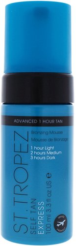 St. Tropez 3.3oz Self Tan Express Bronzing Mousse