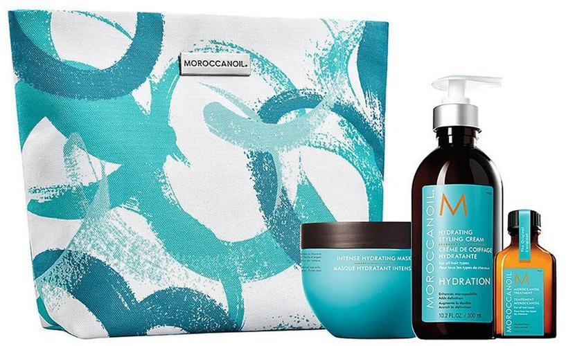 Moroccanoil 4pcoz 4pc Dreaming of Hydration Set