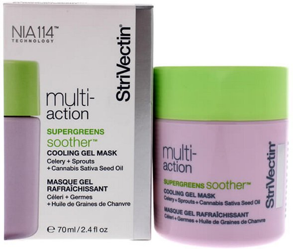 StriVectin 2.4oz Supergreens Soother Cooling Gel