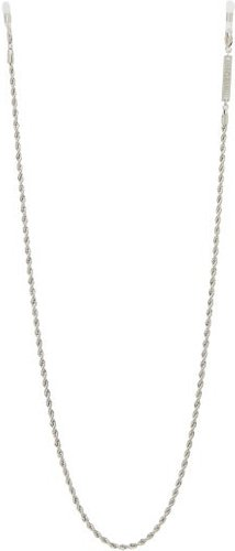 Roller Chain Gold-plated Glasses Chain - Womens - White Gold