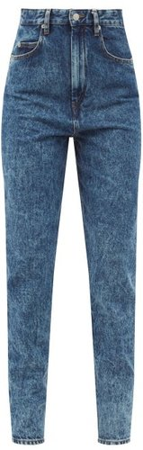 Corsysr High-rise Boyfriend Jeans - Womens - Blue