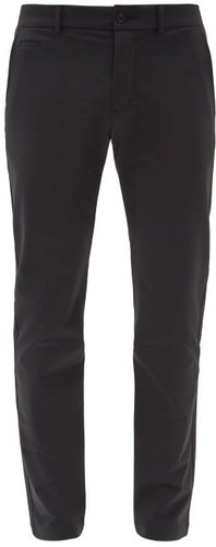 Ike Tailored Shell Chino Trousers - Mens - Black