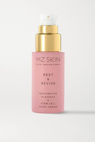 Rest & Revive Restorative Placenta & Stem Cell Night Serum, 30ml