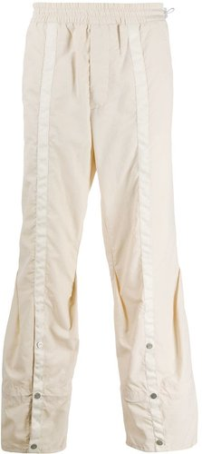 x A-COLD-WALL** wide-leg trousers - Neutrals