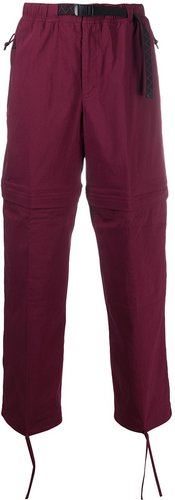 ACG Convertible trousers - Red