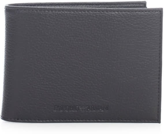 Leather Gift Box Wallet And Keyring