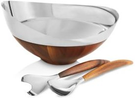 Pulse Salad Bowl with Servers