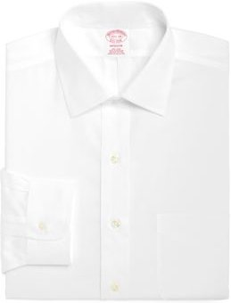 Non-Iron Solid Classic Fit Dress Shirt