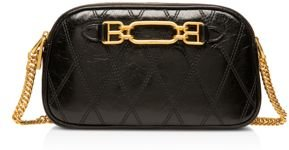 Venni Mini Quilted Leather Camera Bag
