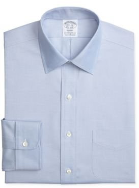 Solid Stretch Regular Fit Dress Shirt