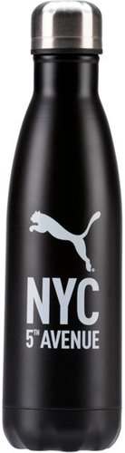 NYC Flagship Water Bottle in Black