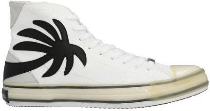 Palm high-top sneakers