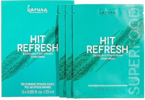 Hit Refresh Sheet Mask 3 Pack in Beauty: NA.