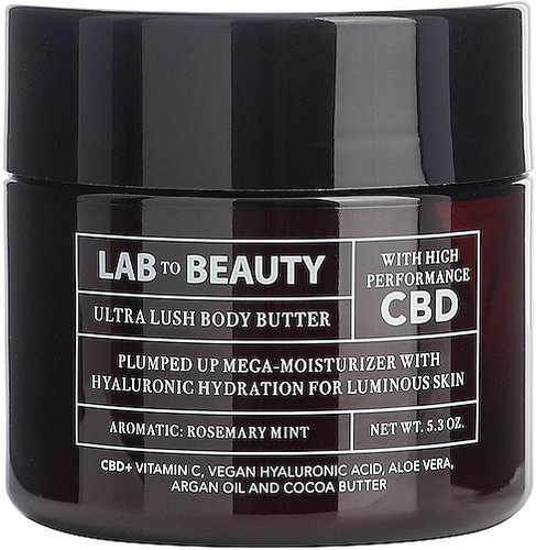 The Ultra Lush Body Butter in Beauty: NA.