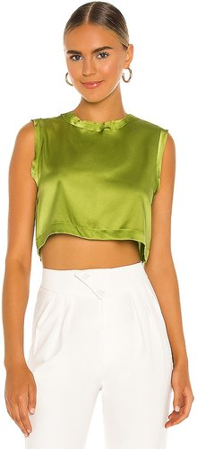 Mel Blouse in Green. - size L (also in M, S)
