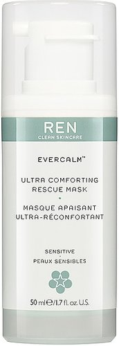 EverCalm Ultra Comforting Rescue Mask.