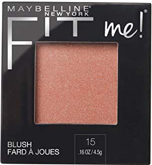 Maybelline May Fit Me Blush Nu 15 Nude Cipria Polvere - 100 Gr