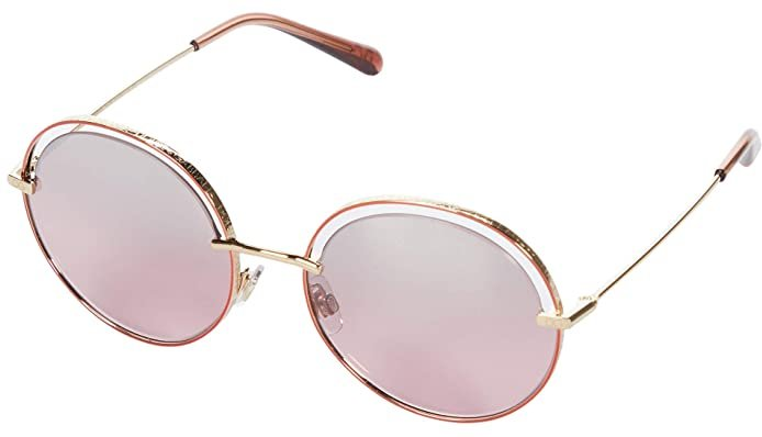 DG2262 (Gold/Pink/Gold/Pink Mirrow/Silver Gradient) Fashion Sunglasses